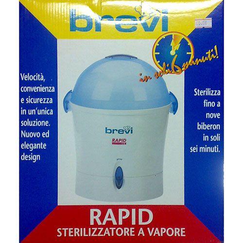 BREVI Sterilizzatore a Vapore Rapid €.60,00