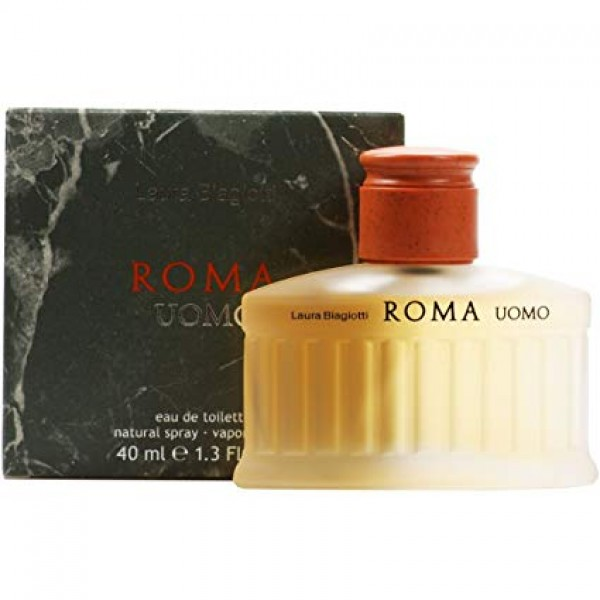 Laura Biagiotti Roma Uomo 75ML €.50,00