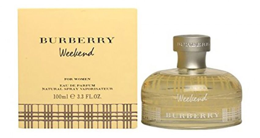 Burberry weekend women EAU DE PARFUM 100 €.65,00