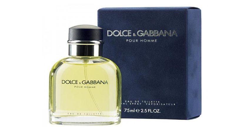DOLCE & GABBANA POUR HOMME EDT 75ML €.64,00