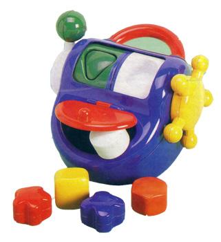 CHICCO – SHAPE BOX €.20,00