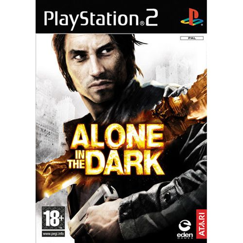 GAME PLAYSTATION 2 ALONE IN THE DARK COD.+08935
