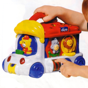 CHICCO – CIRCUS BUS €.42,00