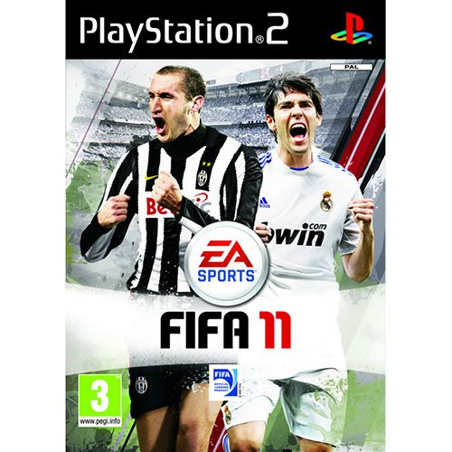 GAME PLAYSTATION 2 FIFA 11 COD.18123