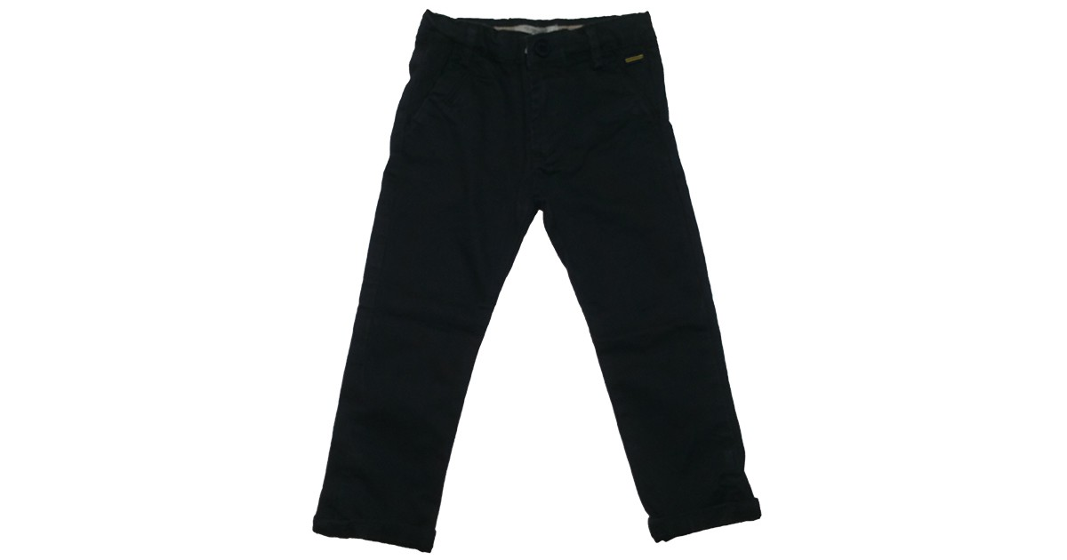 PANTALONE DRILL STRETCH C/ZIP BIMBO 25.99€