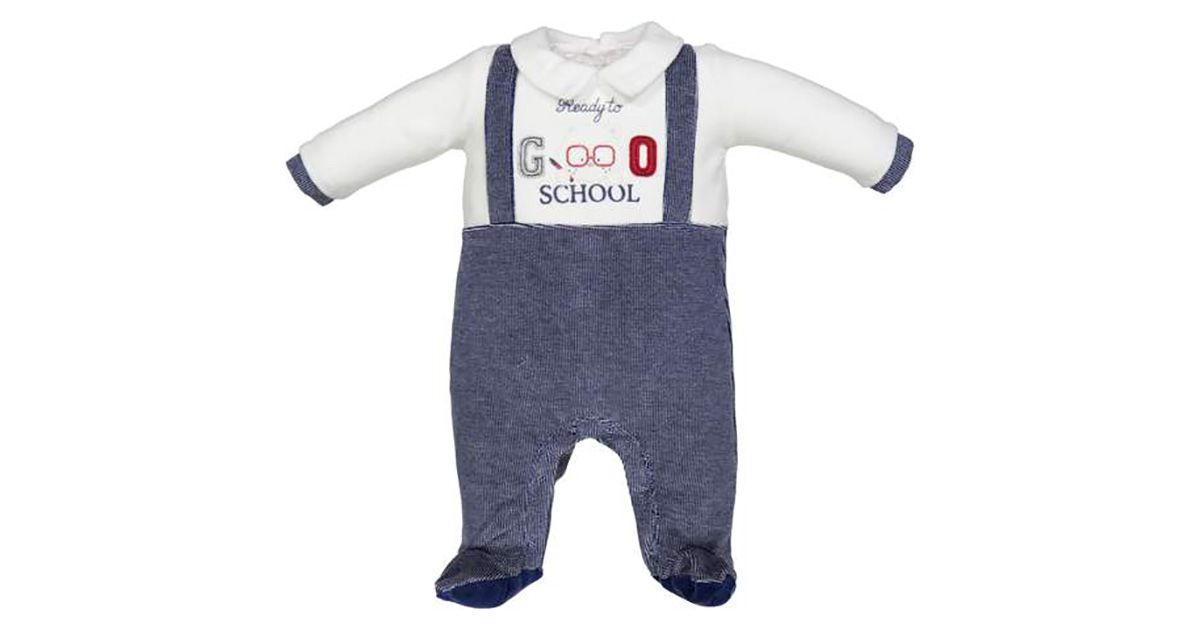 TUTINA NEONATO READY TO SCHOOL 1-6 MESI €.21,99